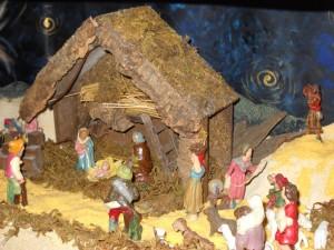 foto-del-presepio concorso Sacro Cuore di Gesù