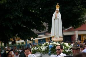 2014 Madonna di Fatima pellegrina partenza 11